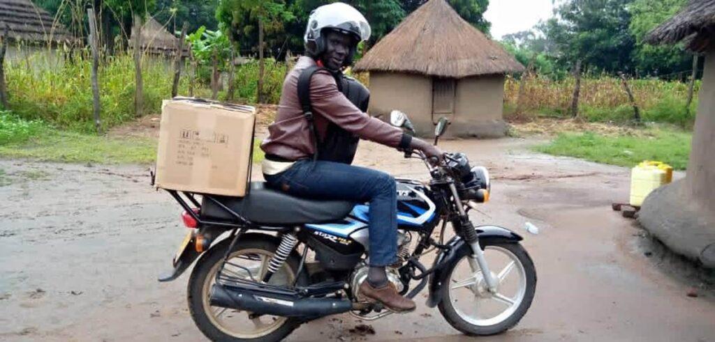 Delivering SonSet radios
